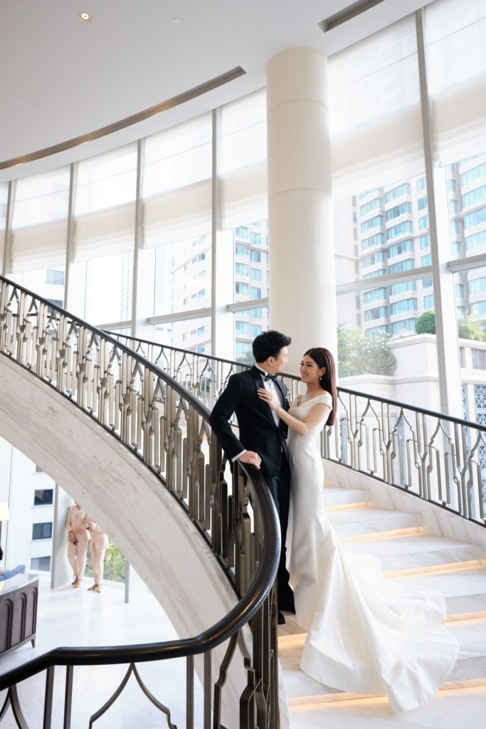Waldorf Astoria Bangkok Wedding JameNin_48