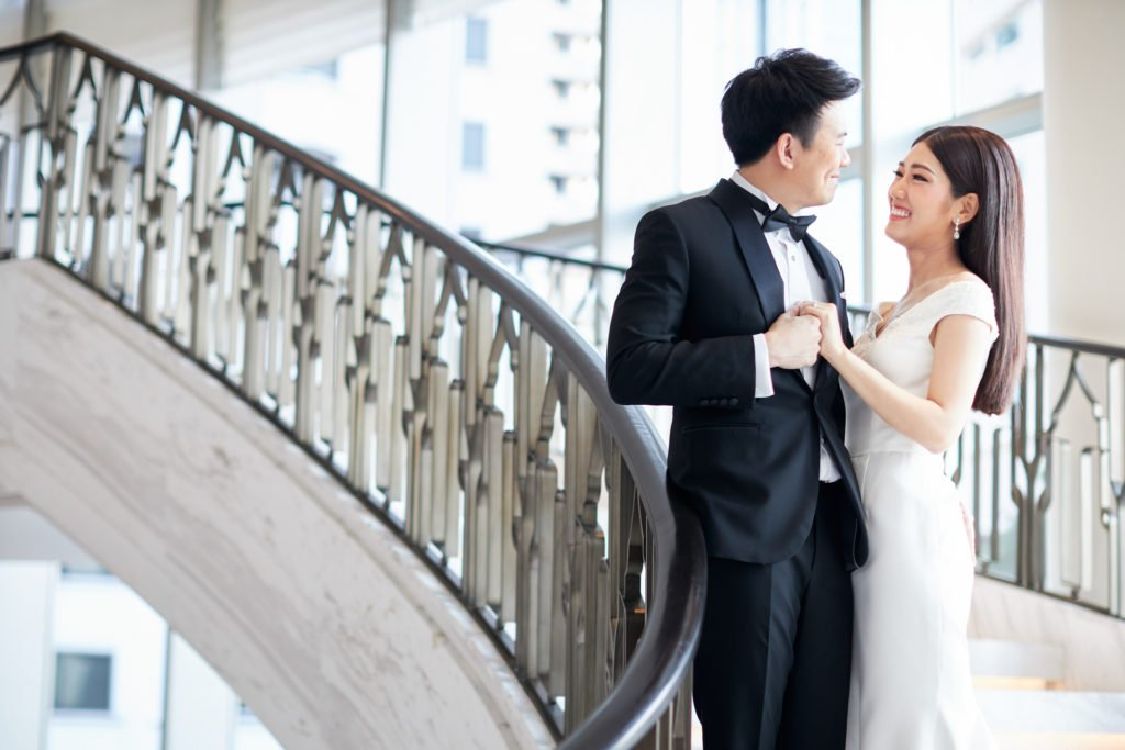 Waldorf Astoria Bangkok Wedding JameNin_49