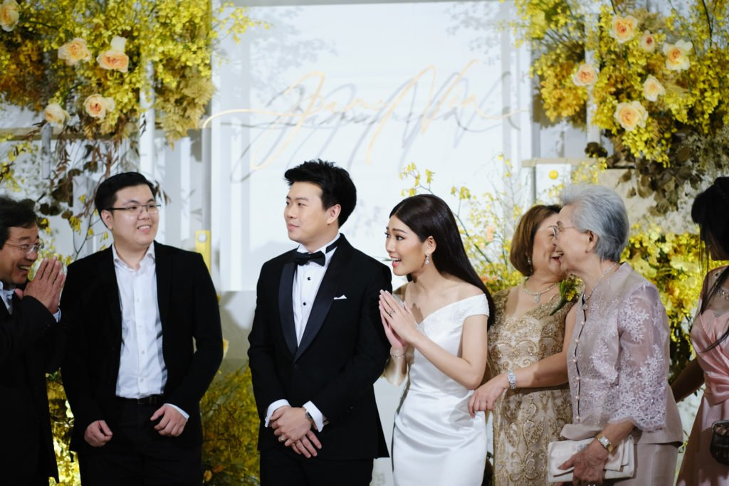 Waldorf Astoria Bangkok Wedding JameNin_86