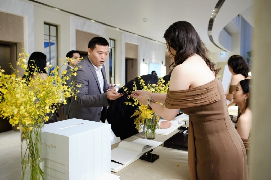 Waldorf Astoria Bangkok Wedding JameNin_93
